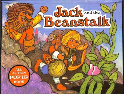 Neuvedený - Jack and the Beanstalk
