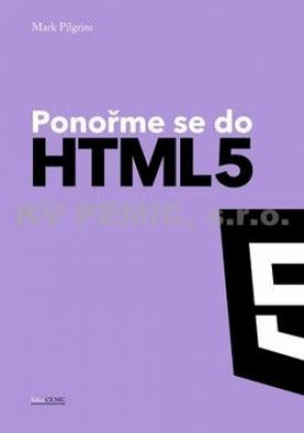 Pilgrim Mark - Ponořme se do HTML5