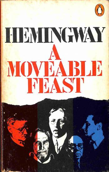 Hemingway Ernest - A moveable Feast