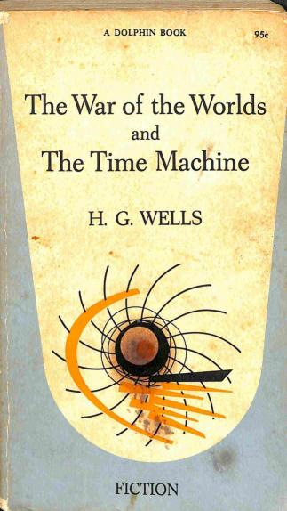 Wells George Herbert - The War of the Worlds - The Time Machine