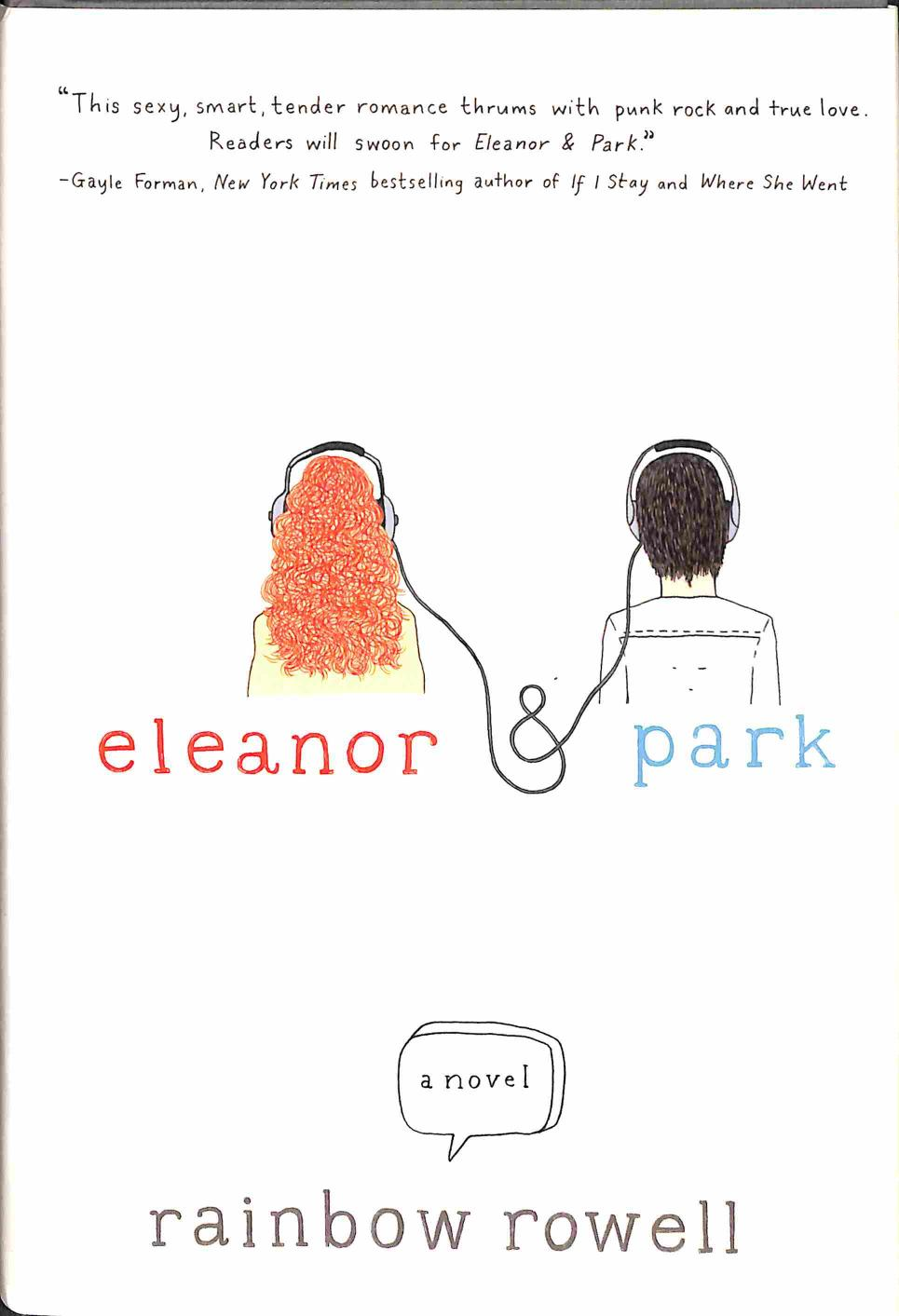 Rowell Rainbow - Eleanor & Park