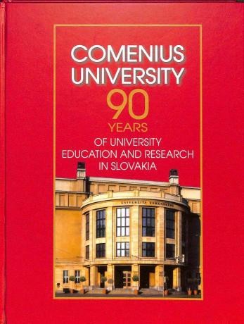 Kolektív - Comenius University 90 Years