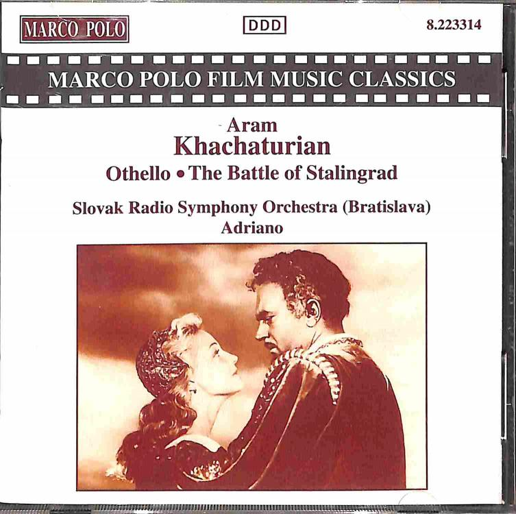 Aram Khachaturian - Othello - The Battle of Stalingrad