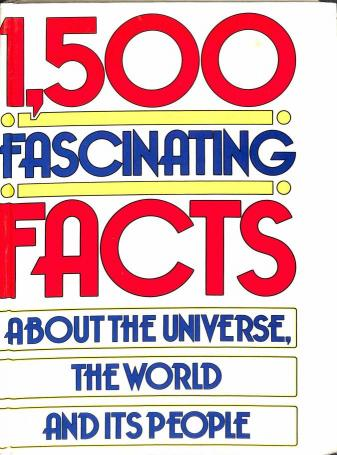 Goodenough Simon - 1500 Fascinating Facts