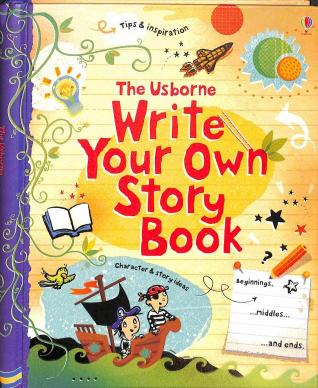 The Usborne - Write Your Own Story Book