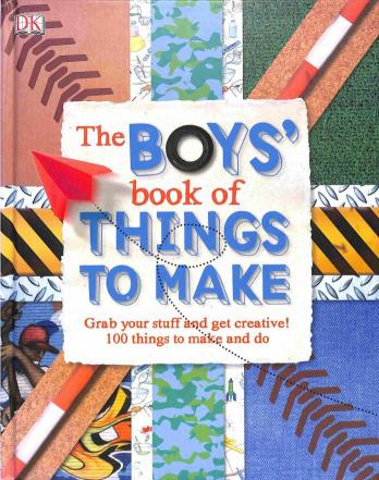Mitchem James - The Boys Book of Things to Make