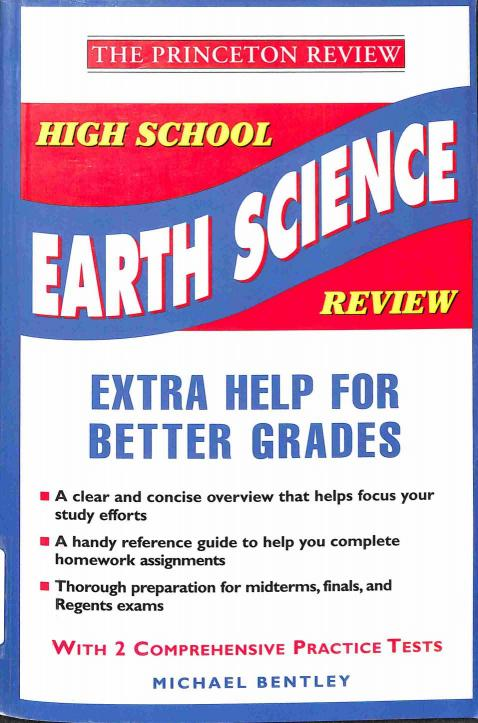 Bentley Michael - High School Earth Science Review