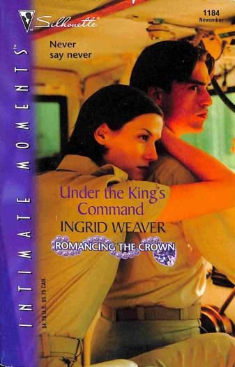 Weaver Ingrid - Under the Kings Command