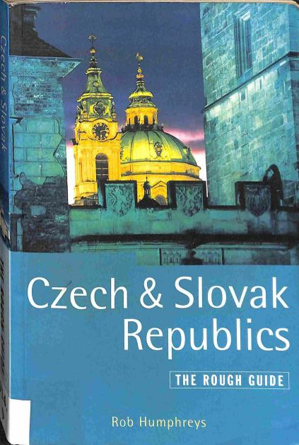 Humphreys Rob - Czech & Slovak Republics