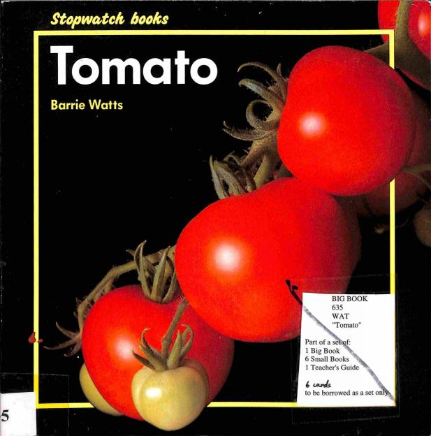 Watts Barrie - Tomato