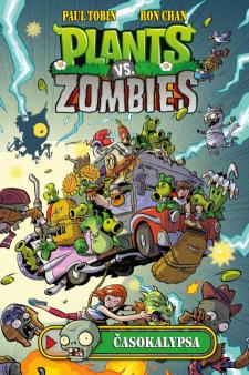 Chan Ron Tobin- Paul - Plants vs. Zombies – Časokalypsa