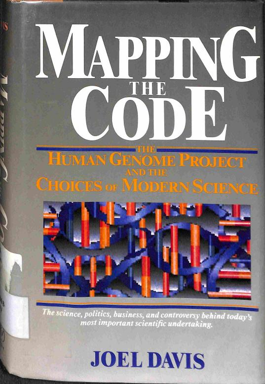 Davis Joel - Mapping the Code
