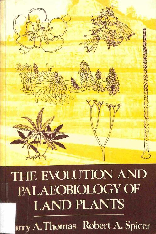 Thomas A.Barry - Spicer A.Robert - The Evolution and Palaeobiology of Land Plants