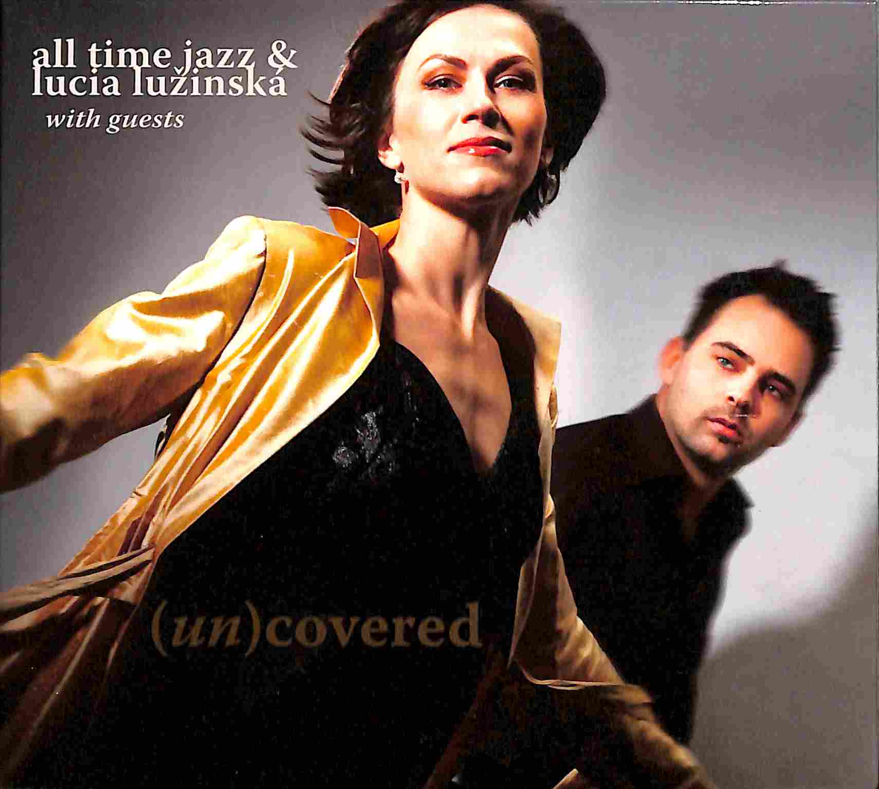 All time jazz & Lucia Lužinský - (un)covered