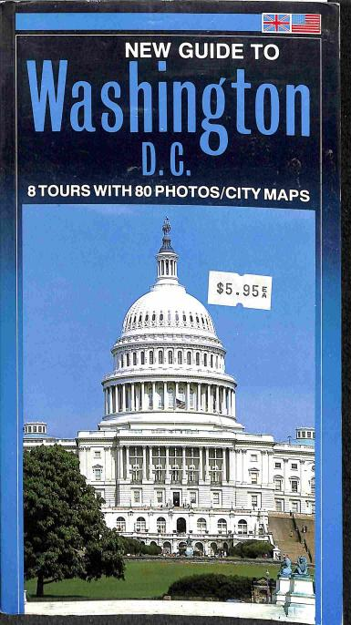 Prince Michael - New Guide to Washington D.C.
