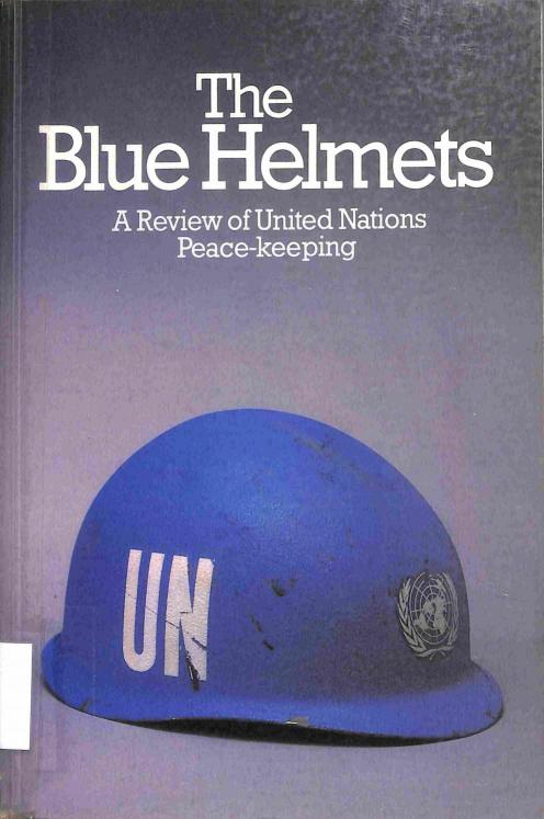 Neuvedený - The Blue Helmets
