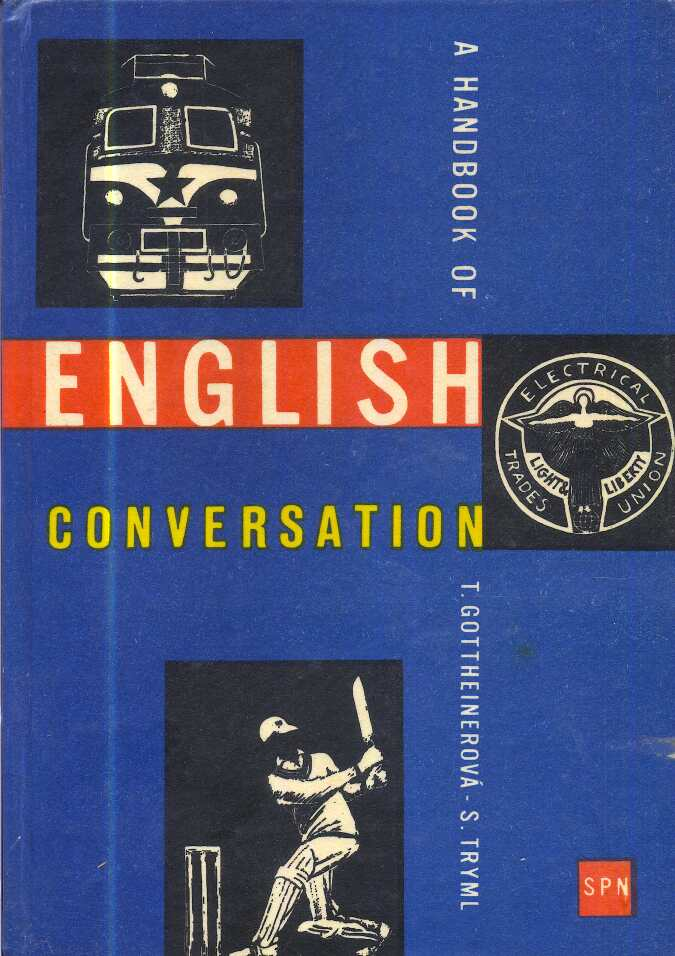 Gottheinerová Till - Tryml Sergej - A handbook of english conversation