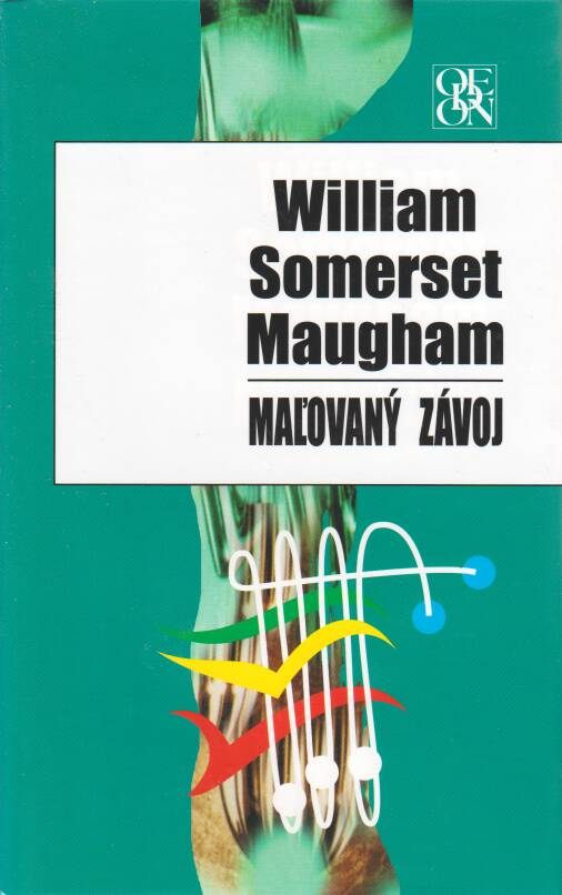 Maugham Somerset William - Maľovaný závoj