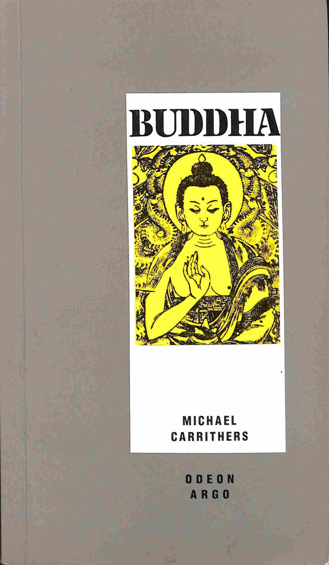 Carrithers Michael - Buddha