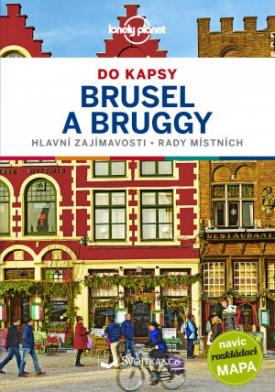 Neuvedený - Brusel a Bruggy do kapsy - Lonely Planet