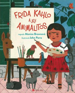 Brown  Monica - Frida Kahlo a její animalitos