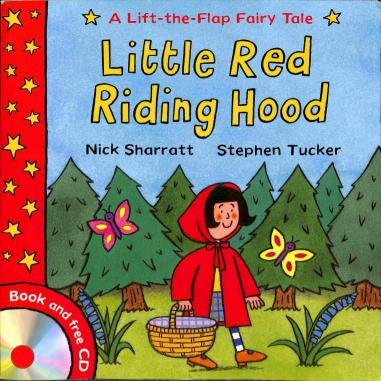 Sharratt Nick - Tucker Stephen - Little Red Riding Hood