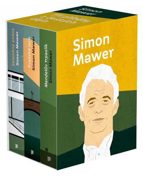 Mawer Simon - Simon Mawer box