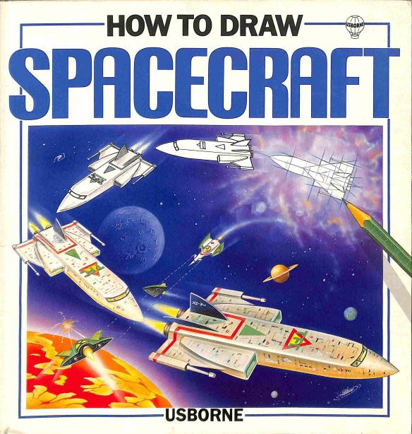 Neuvedený - How to Draw Spacecraft