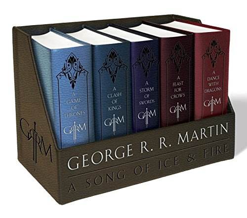 Martin R.R. George - A Song of Ice and Fire 1 - 5