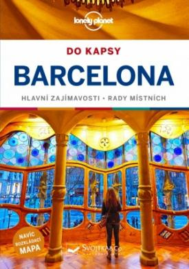 Davies Sally - Sprievodca - Barcelona do kapsy- Lonely planet