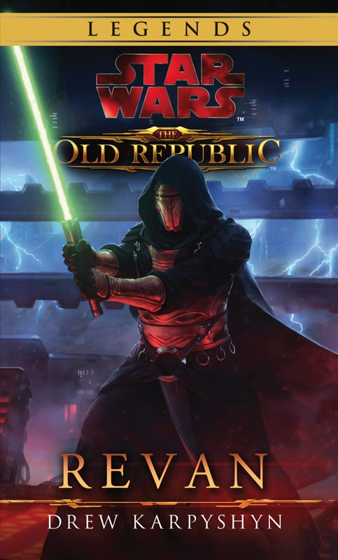 Karpyshyn Drew - Star Wars - Legends - The Old Republic - Revan