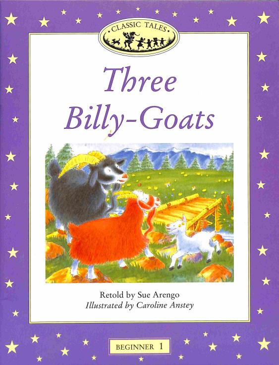 Arengo Sue - Three Billy-Goats