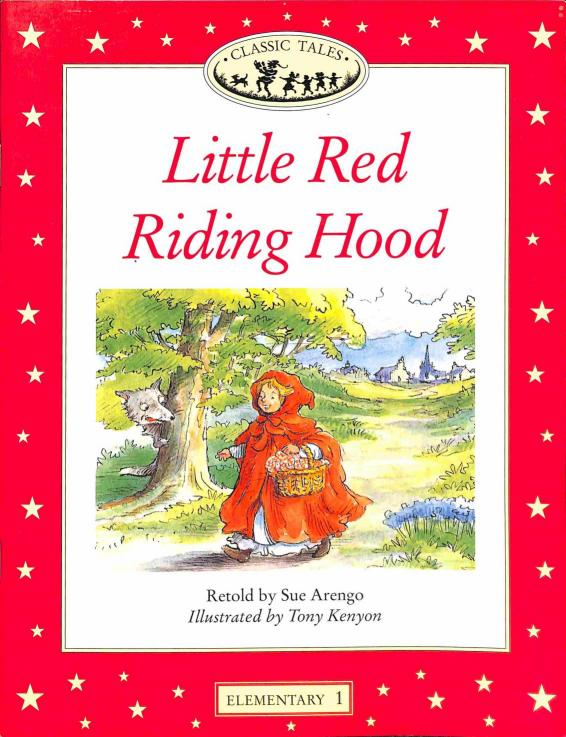 Arengo Sue - Little Red Riding Hood