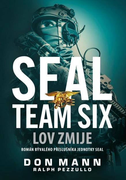 Mann Don - SEAL Team Six: Lov zmije