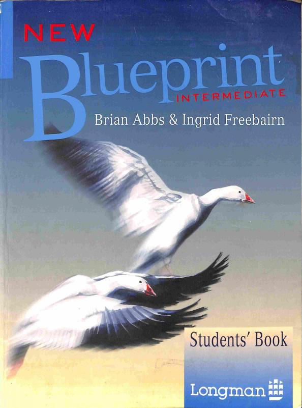 Abbs Brain - Freebairn Ingrid - New Blueprint Intermediate