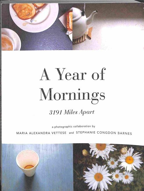 Vettese Alexandra Maria - Barnes Congdon Stephanie - A Year of Mornings