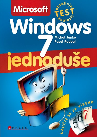 Janko Michal Roubal- Pavel - Microsoft Windows 7 Jednoduše