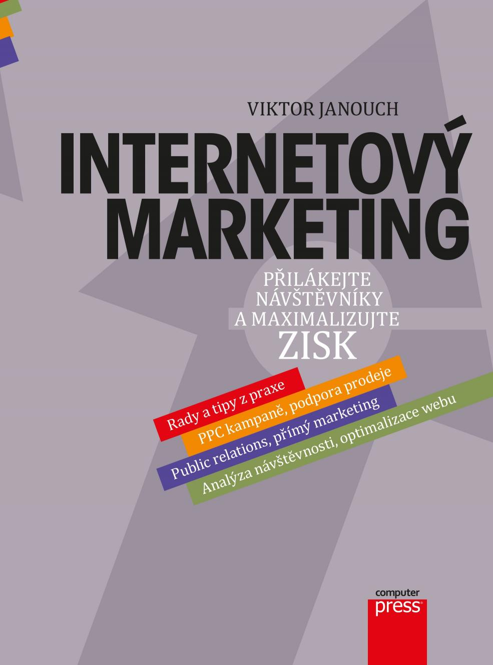 Janouch Viktor - Internetový marketing