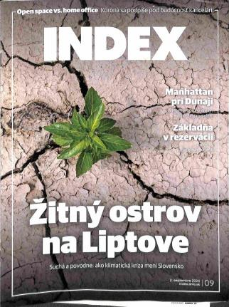 Časopis - Index 2020 č.9
