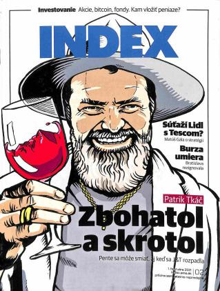 Časopis - Index 2021 č.2