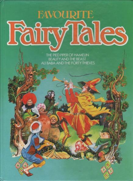 Brown Kay - Browning Robert - Favourite Fairy Tales