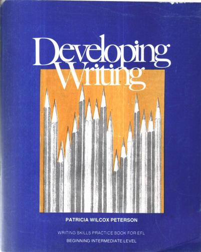 Peterson Wilcox Patricia - Developing Writing