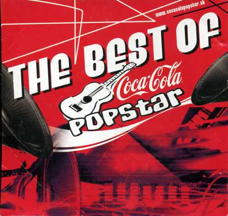 Rôzni interpréti - The Best of Coca Cola popstar