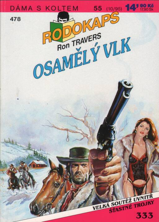Travers Ron - Osamělý vlk