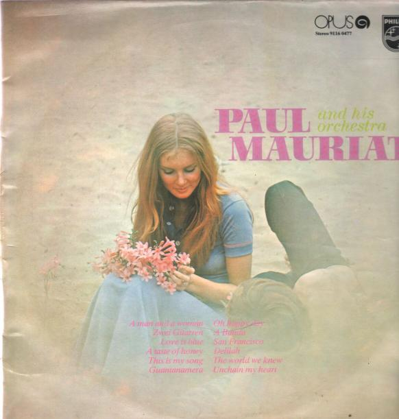 Paul Mauriat - Paul Mauriat and his orchestra