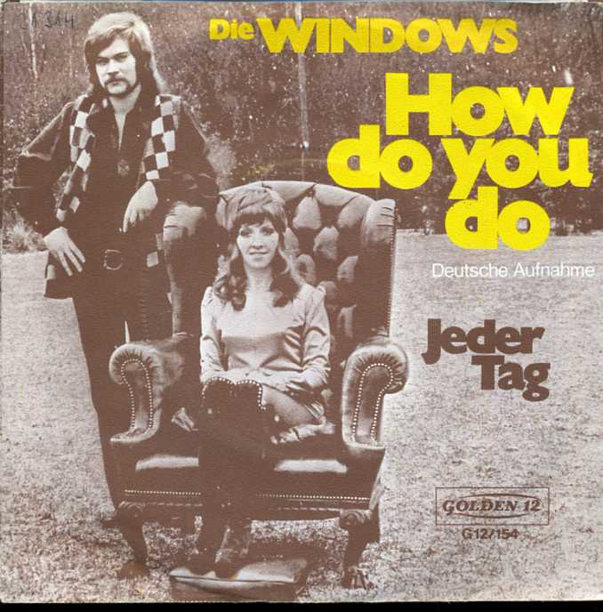 Die Windows - How do you do - Jeder Tag