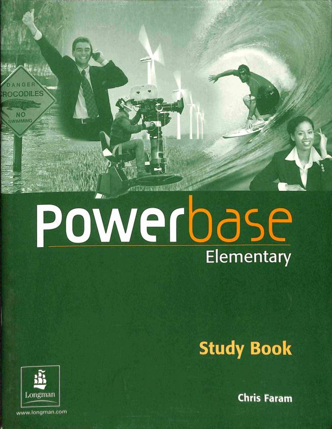 Faram Chris - Power base Elementary