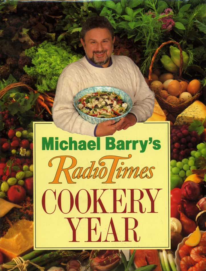 Barrys Michael - RadioTimes Cookery Year