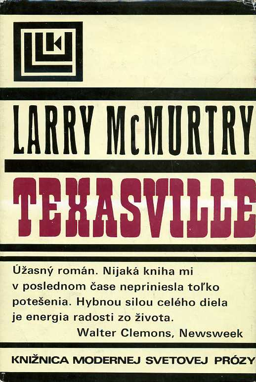 McMurtry Larry - Texasville