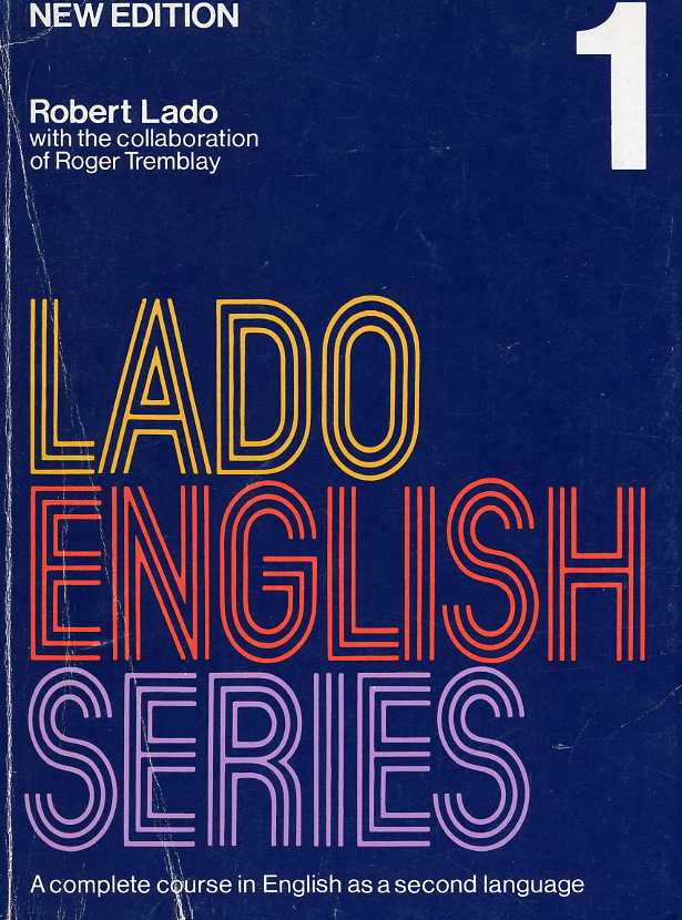 Lado Robert - Lado english series 1